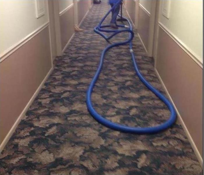 Commercial Water Damage – Dover Hotel After