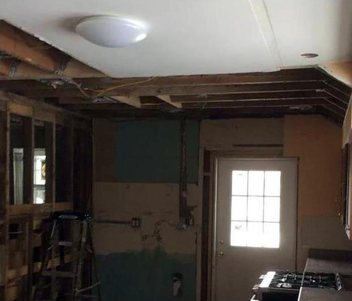 Water Damage In Dover After