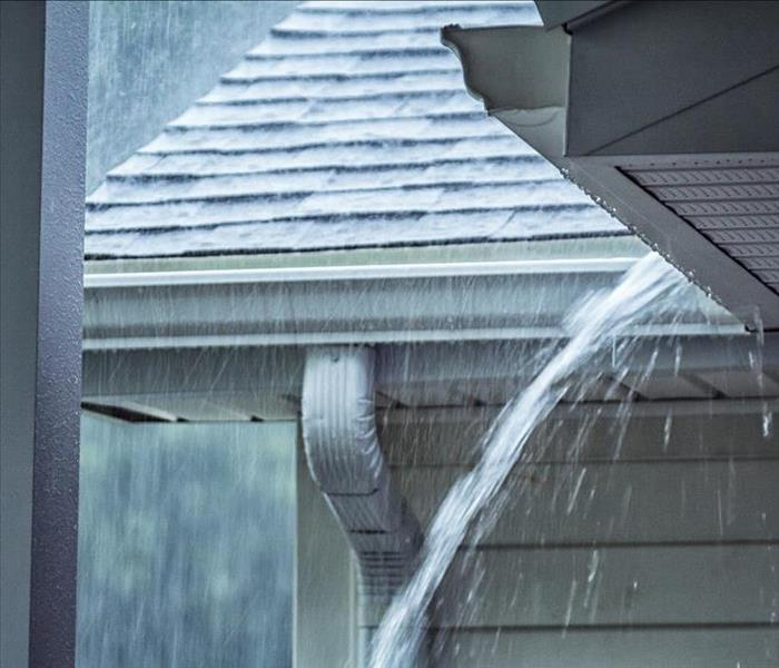 Storm Damage How Clogged Gutters Can Lead to a Flood Damaged Dover Home