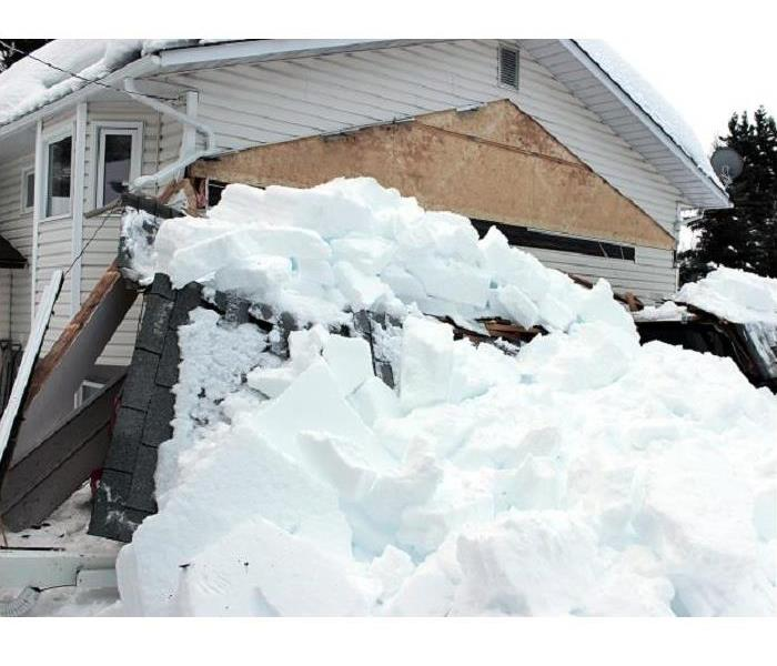 Storm Damage Is the Snow Outside Damaging the Inside of Your Rochester Home?