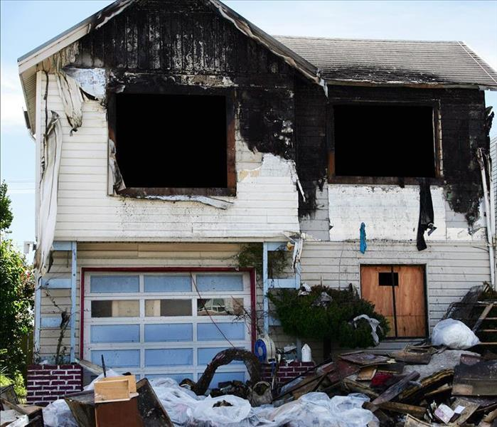 Fire Damage Fire Damage Cleanup in Your Rochester Home